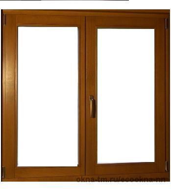 Штульповое (безимпостное) окно