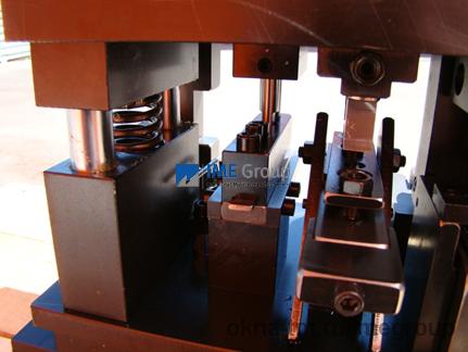 Матрица проведал Р400, industrias AZ (Испания)