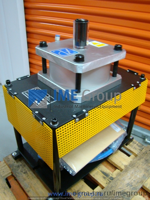 Пневматический пресс для матриц PAR-2500, industrias AZ (Испания)