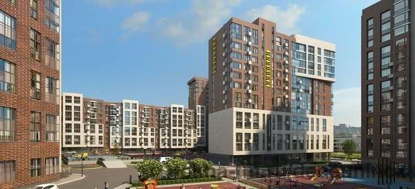 Партнер Deceuninck остеклил жилой комплекс премиум-класса в Уфе