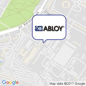 ABLOY на карте