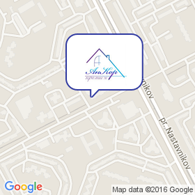 Анкор престиж на карте