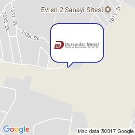 Dursunlar Metal на карте