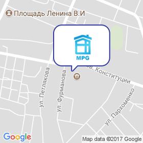 Фабрика Оконной Комплектации - МПГ на карте