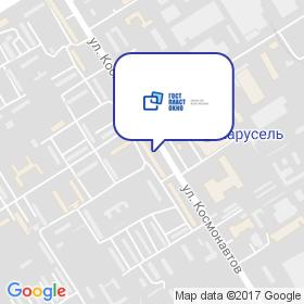 ГостПластОкно на карте