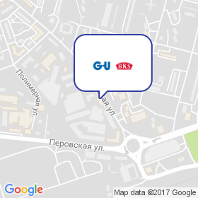 GU Furnitura на карте