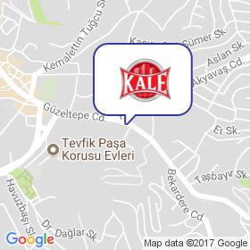 Kale Kilit на карте