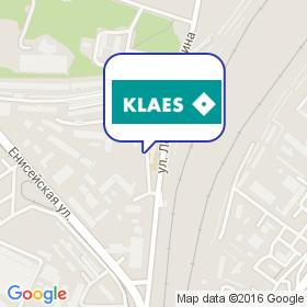 KLAES на карте