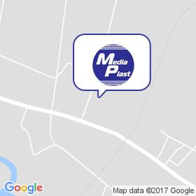 Медиа Пласт Украина на карте