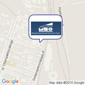 Межрегиональный институт окна на карте