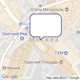 Новый Вид на карте