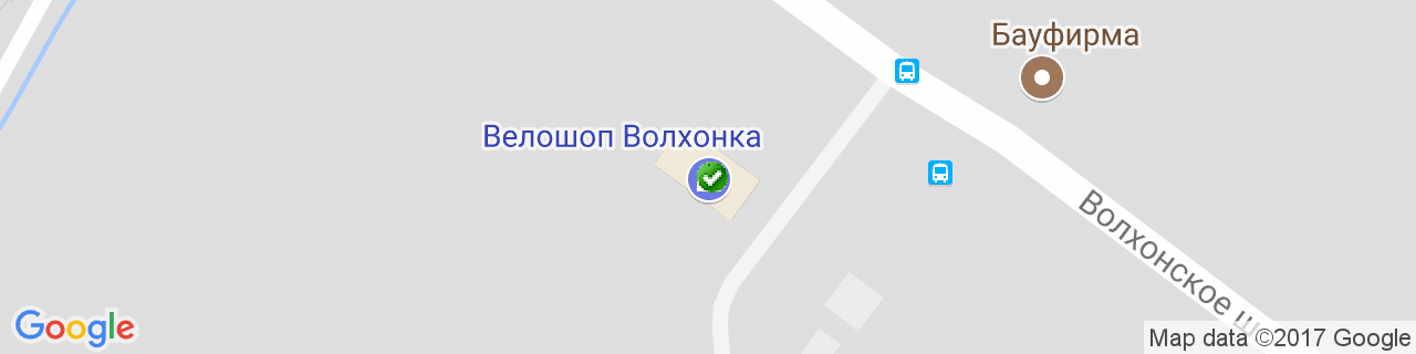Карта объектов компании Ника Сервис