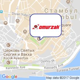 OMURZAK Co на карте