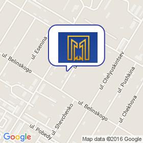 Полевской металлофурнитурный завод на карте