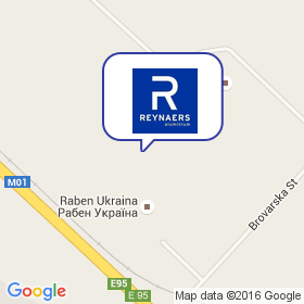 Reynaers Aluminium Рус на карте