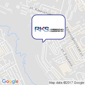 РКС на карте