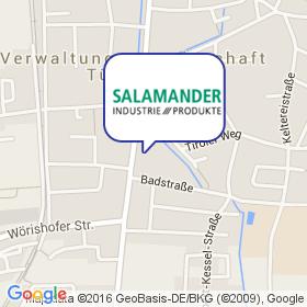 Salamander Industrie - Produkte GmbH на карте