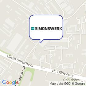 Simonswerk на карте