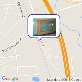 СВ-Окна на карте