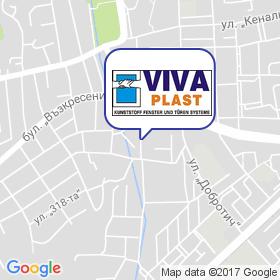 VIVA Plast (ВИАС) на карте
