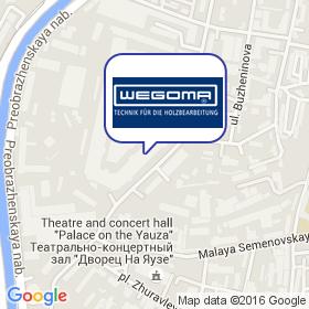 WEGOMA на карте