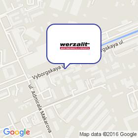 Werzalit на карте