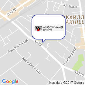 Windowmaker Software Ltd на карте