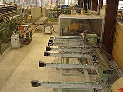 Пильно обрабатывающий центр Rapid Optima 400