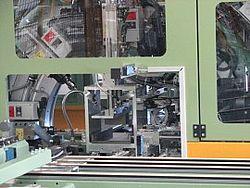Обрабатывающий центр Rapid MFC Evolution, 2006 года