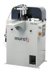 FА-533 Автоматический станок для фрезирования торца импоста для ПВХ и алюминия (2 фрезы)