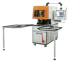 СN-770/20 Углозачистной станок с ЧПУ (2 осями-2 серводвигателями)  Производительность: 100 окон (200 рам) / 8ч.