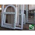 Сложные конструкции ПВХ окна