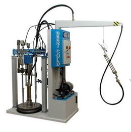 2200 BEST COLD- двухкомпонентный  гидравлический экструдер (тиокол, полисульфид, полиуретан)