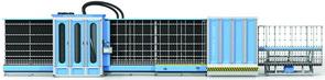 BWPL-1706,BWPL-2006,BWPL -2506,BWPL-2506XL-автоматизированная моющая линия   с панельным серво-прессом
